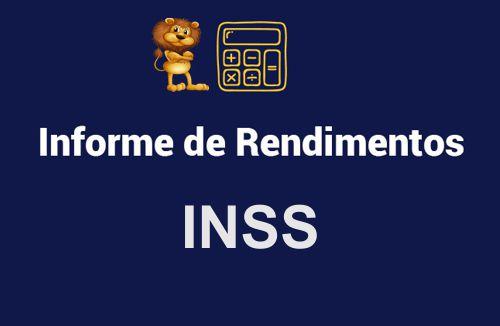 Informe de Rendimentos_INSS
