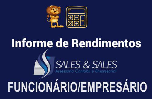 Informe de Rendimentos_SALES